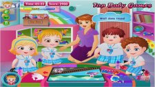 Baby Hazel Learns Vehicles Baby Movie And Games Dora The Explorer (New Hd)
