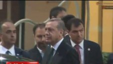 Başbakan Erdoğan Kenan Işık'ı Ziyaret Etti