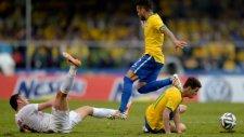 Brezilya 1-0 Sırbistan | Maç Özeti