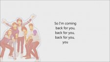 One Direction - Back For You