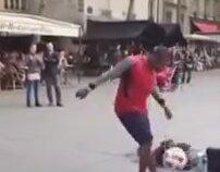 Futbolla Dans Birleşirse