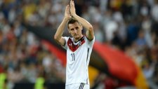 Klose'yi tarihe geçiren gol