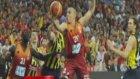 Galatasaray LH, Fenerbahçe Ülker'i 73-64 Yendi