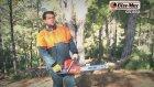 Oleo - Mac Gs 650 Motorlu Testere Çiftçi Reklamı