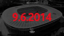 Vodafone Arena Hızla Yükseliyor!