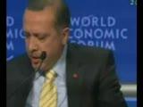 Erdoğan, Davos'u Terk Etti-Tüm Dünya Erdoğan'ı Kon
