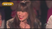 Demı Lovato'dan X-Factor Yarışmacısına İlan-ı Aşk (Türkçe Altyazı)