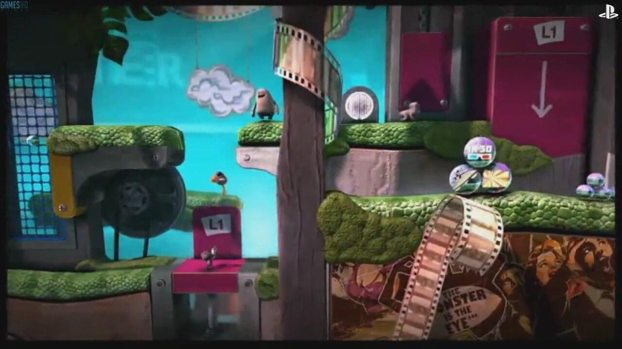 Little Big Planet 3 Gameplay Ps4 Zlesenecom