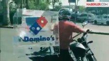 Pizza Taşımada Fizik Sınırlarını Zorlayan İcat