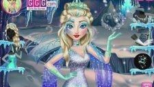 Buz Prensesi Gerçek Makyaj Oyunu Nasıl Oynanır