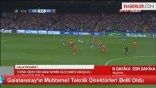 Galatasaray'ın Yeni Teknik Adam Adayları Belli Oldu