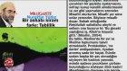 28) Bir Ashab-ı Kiram Farkı: Tabiilik - Milli Gazete - Nureddin Yıldız - Sosyal Doku Vakfı