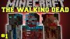 Minecraft The Walkın Dead Mod Tanıtım