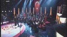Zeynep Cihan-Zafer Albayrak-Yandı Bağrım Yandı Aşkın Şef:ömer Hayri Uzun Radyo Sanatçıları Konseri