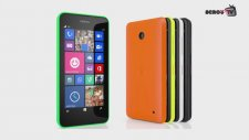 Nokia Lumia 630 Video İnceleme