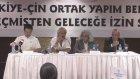 Türkiye-Çin Ortak Yapım Belgeseli Geçmişten Geleceğe İzin Sırrı Basın Toplantısı