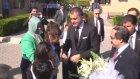 Bakan Ömer Çelik Adana Sevgi Evleri Çocuk Yuvası ve Kız Yetiştirme Yurdu'nu Ziyaret Etti