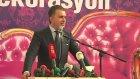 Bakan Ömer Çelik,  TÜYAP Adana Mobilya Dekorasyon Fuarı'nın Açılışına Katıldı