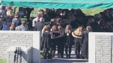 Paul Walker Cenaze Töreninden Görüntüler