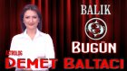 BALIK Burcu, GÜNLÜK Astroloji Yorumu,14 HAZİRAN 2014, Astrolog DEMET BALTACI Bilinç Okulu