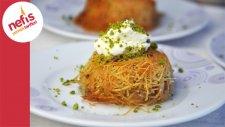 Cevizli Fincan Kadayıf Tarifi | Nefis Yemek Tarifleri