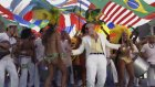 Pitbull & Jennifer Lopez - We Are One ( Ole Ola) [ The Official 2014 Fıfa World Cup Song]