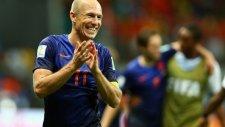 Robben, İspanya savunmasını dağıttı! Enfes gol...