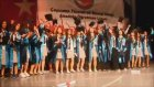 Çaycuma Anadolu Öğretmen Lisesi mezuniyet töreni