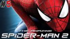 The Amazing Spider-Man 2 - Felaket Oynuyom - Bölüm 5