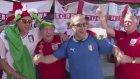 İngiltere - İtalya maçı öncesi