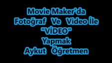 Movie Maker Da Video Nasıl Yapılır Kısa Yollar Nelerdir Kesme M Play Pause L İle