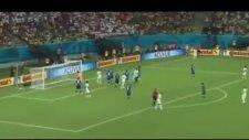 Rooney'den felaket korner atışı