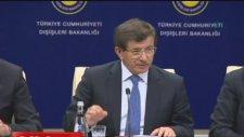 Ahmet Davutoğlu'ndan Musul Açıklaması