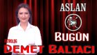 ASLAN Burcu, GÜNLÜK Astroloji Yorumu,16 HAZİRAN 2014, Astrolog DEMET BALTACI Bilinç Okulu