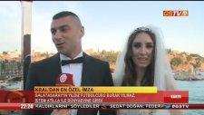 Burak Yılmaz'ın Düğününden En Özel Görüntüler