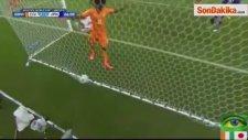 Fildişi Sahili, Japonya'yı 2-1 Mağlup Etti