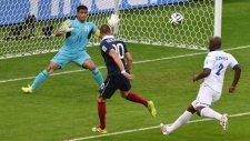 İşte Karim Benzema'nın olay golü