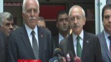 Kılıçdaroğlu: 'Saadet Partisi'yle Ortak Paydamız Var'