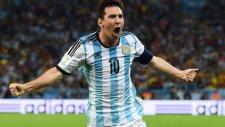 Lionel Messi'den Dünya Kupası'nda müthiş gol