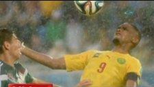 Meksika Kamerun Maçında Tek Gol