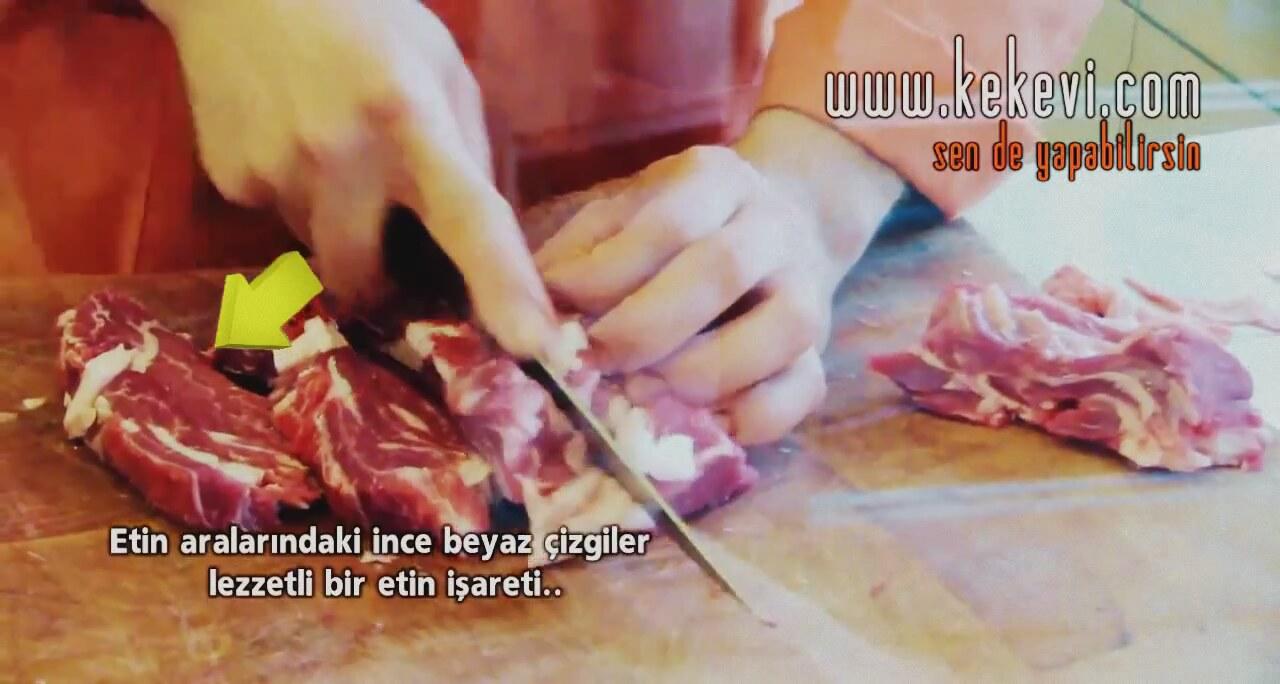 Et Kavurma Nasıl Yapılır Videosu