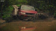 Yeni Range Rover Sport Çamur Ve Asfalt Topgear