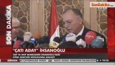 CHP'nin Çatı Adayı Ekmeleddin İhsanoğlu