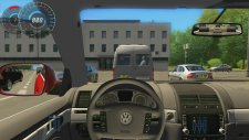City Car Driving - Volkswagen Touareg+Makas Show - Bölüm 2