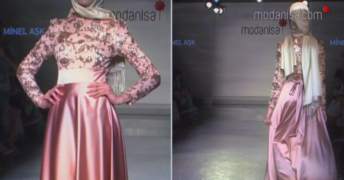 Modanisa Tesett R Defile 2014 Hijab Fashion Show