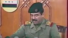 Saddam Hussein Criticizing Syria's Hafez Al-assad