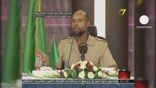 Seyfülislam Kaddafi Libya'da Yakalandı