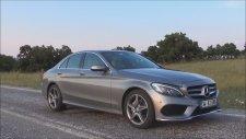 Yeni Mercedes-Benz C 180 sürüş izlenimi-test
