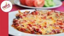 Kahvaltılık Kaşar Peynirli Kırmızı Biber | Nefis Yemek Tarifleri