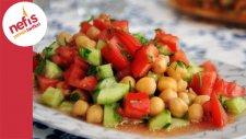 Nohutlu Salata Tarifi   Nefis Yemek Tarifleri